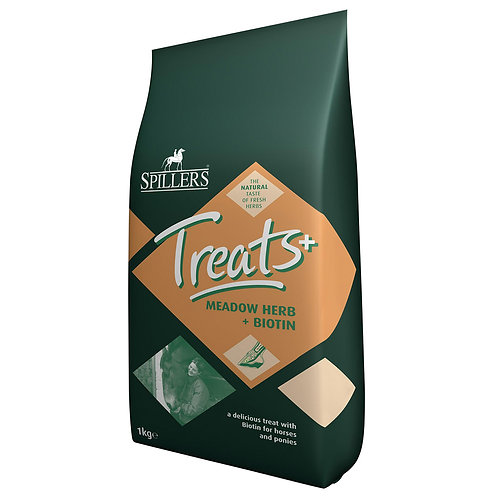 Spillers Meadow Herb Treats & Biotin
