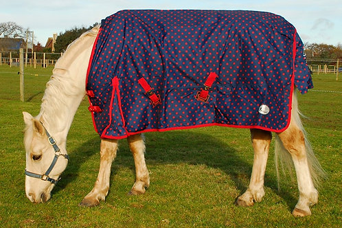 Rhinegold Spot Torrent Turnout rug - No Fill