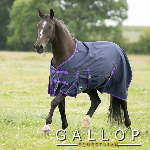 Gallop Trojan No-fill Lightweight Turnout Rug