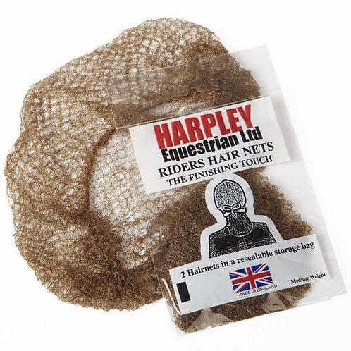 Harpley Horse Riders Hair Nets