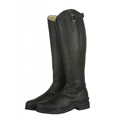 HKM Country Arctic Boots - Black Standard Fit