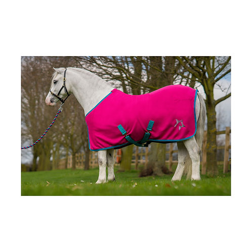 Hy Zeddy Pony Fleece Rug
