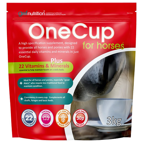 GWF One Cup For Horses