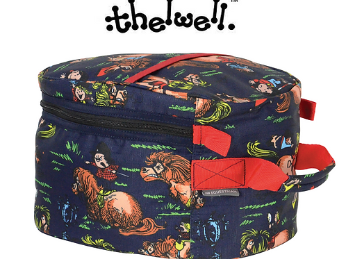 Hy Thelwell Riding Hat Storage Bag