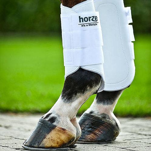 Horze Soft Fleece Pile Lined Brushing Boots