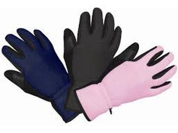 Saddlecraft Fleece Riding Gloves