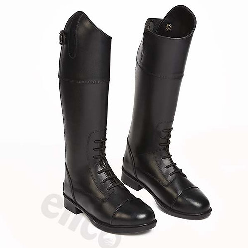 Charlotte Long Leather Riding Boots