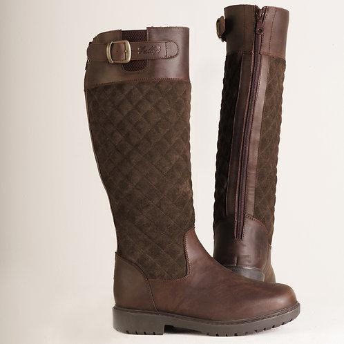 Gallop Cumbria Boots Brown