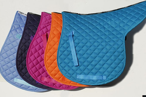 Rhinegold Cotton Quilted Numnah