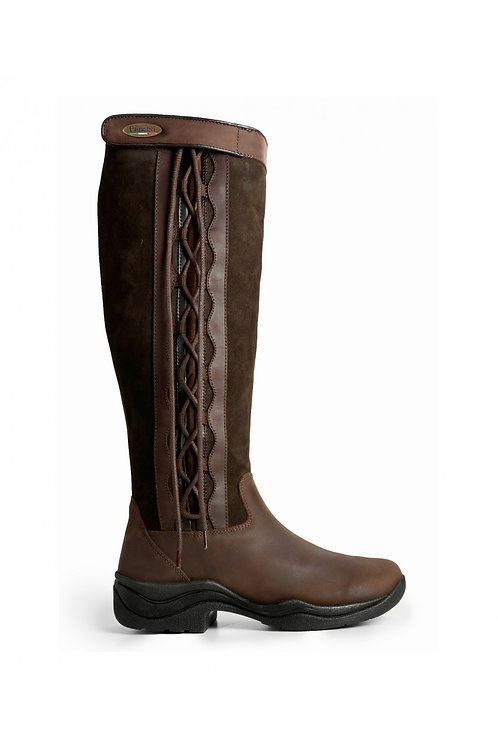Brogini Winchester Lace Up Country / Riding Boots