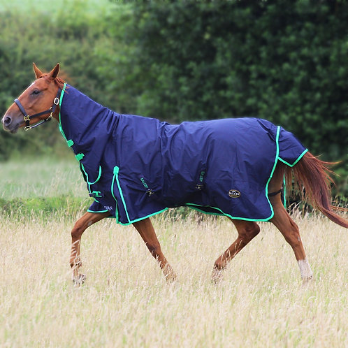Trojan No Fill Light Weight Combo Turnout Rug