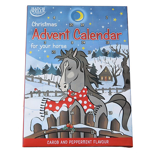 Hatchwells Horse Advent Calendar