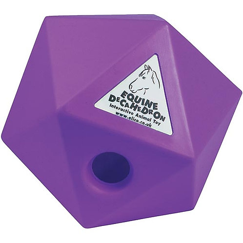Elico Equine Decahedron Purple