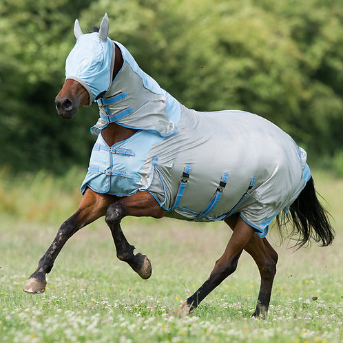 Gallop All In One Fly Rug With Mask