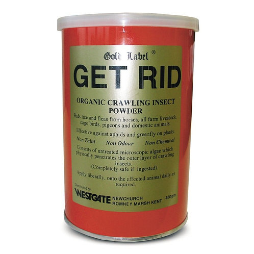 Gold label Get Rid insect Powder