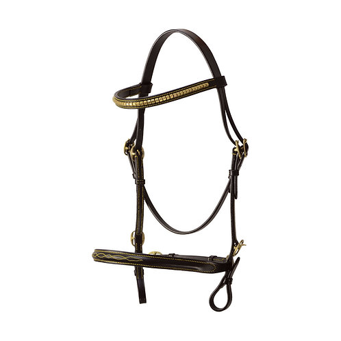 Hy In-Hand Show Bridle