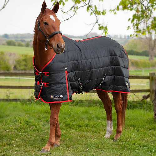 Gallop trojan 200g Stable Rug New 2021 Black Red