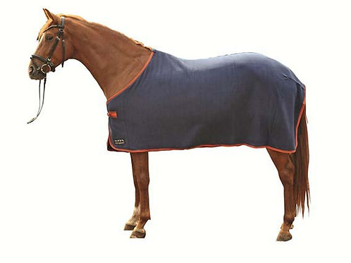Hkm Alaska Fleece Rug www.nelsosnequestrian.co.uk