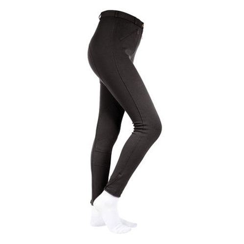 Horze Active Womens Self Patch Breeches