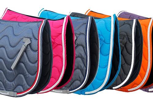 Rhinegold Wave Saddle Pad Colours
