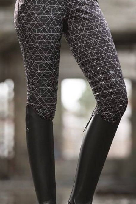 HKM Piemont Softshell Riding Leggings