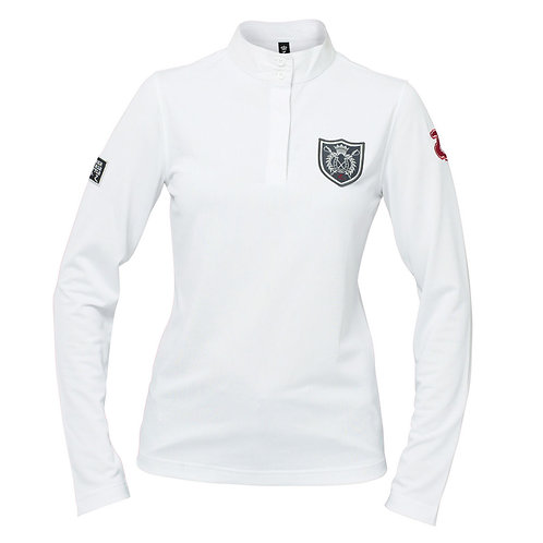 Horze Cool Competition Shirt With Long Sleeves