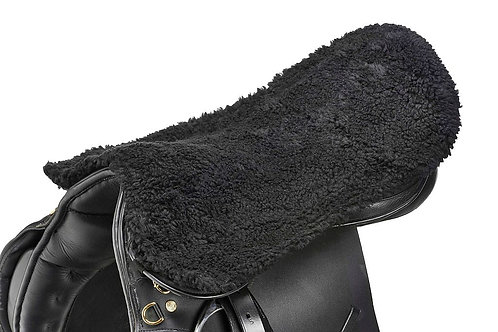 Cottage Craft Seat Saver Black Nelsons Equestrian