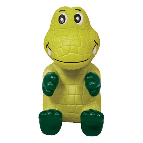 Kong Wiggi Dog Toy Alligator