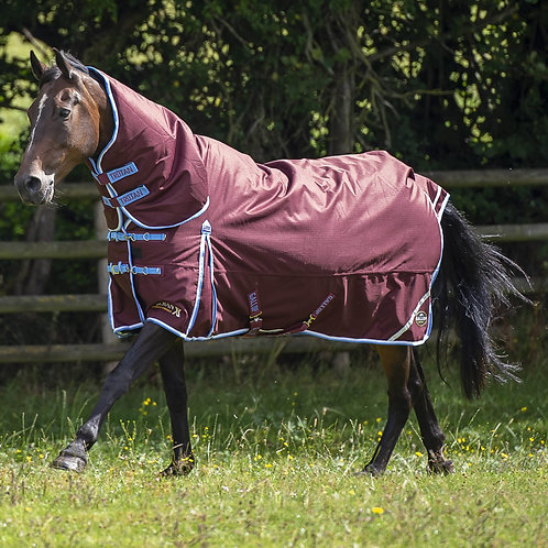 Gallop Trojan Xtra 350g Combo Turnout Rug - 1200 D