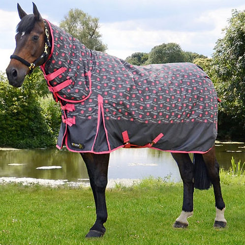 StormX Original Keep Calm & Get Muddy Combo Turnout Rug