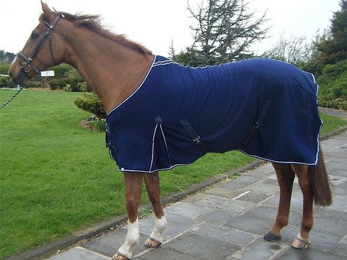 Protack Fleece Horse Rug Navy