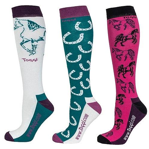 Toggi Tottingham Ladies Socks AW2019
