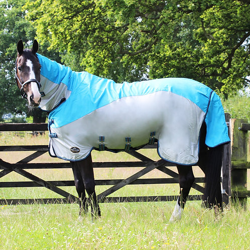 Gallop Combo Turnout Fly rug