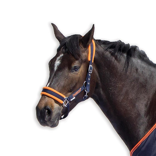 Loveson fleece padded headcollar