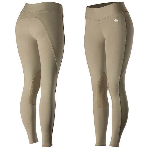 Horze Women's Knee-Patch Active Tights