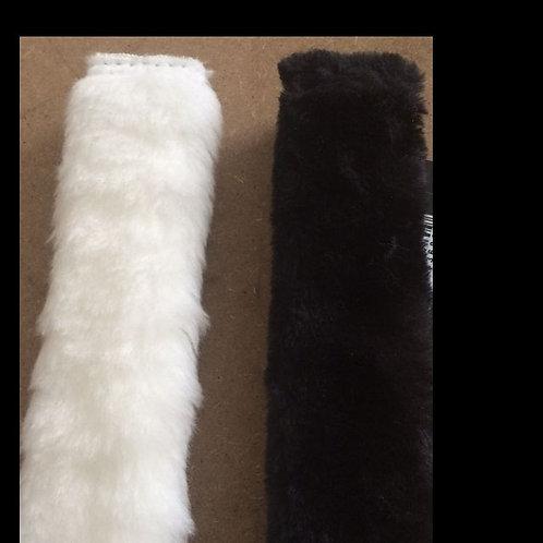 Fleece Noseband Cover/Sleeve