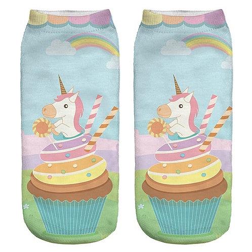 Unicorn Trainer Socks