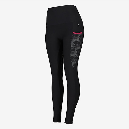 Horze Odette Womens Reflective Winter Riding Tights