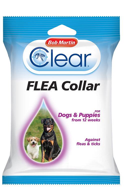 Bob Martin Clear Flea Collar For Dogs & Puppies