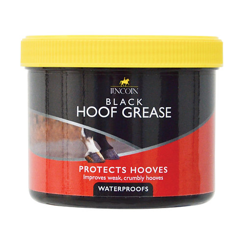 Lincoln Black Hoof Grease - 400g