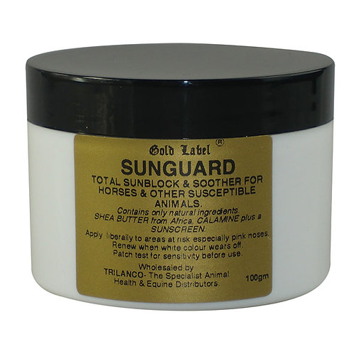 Gold Label Sunguard - 100g