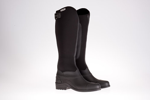 Gallop Everest Long Neoprene Riding Boots