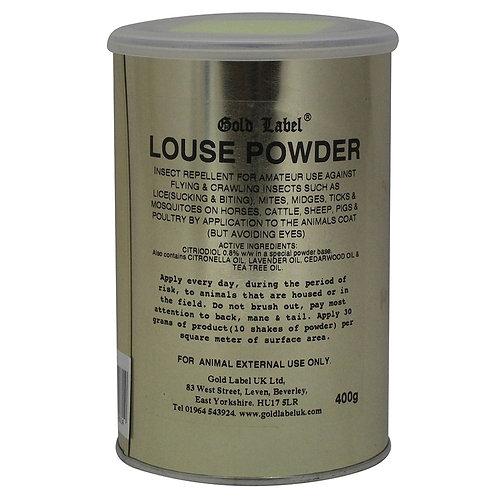 Gold Label Louse Powder - 400g