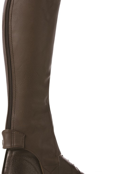 Norton Equi-leather Stretch Half Chaps