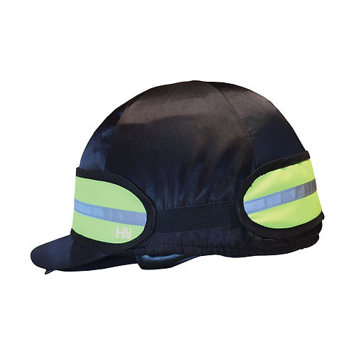 Reflector Hi Viz Elasticated Hat Band