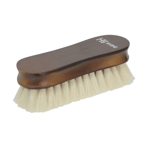HyShine Deluxe Goats Hair face Brush