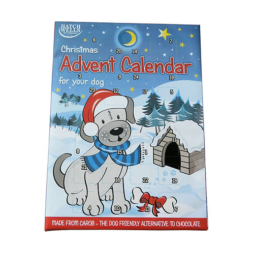 Hatchwells Dog Carob Advent Calendar