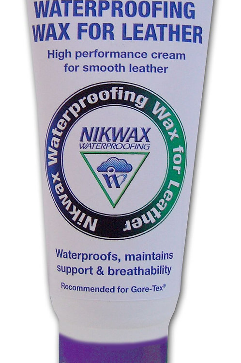 Nikwax Waterproofing Wax For Leather Gore-tex