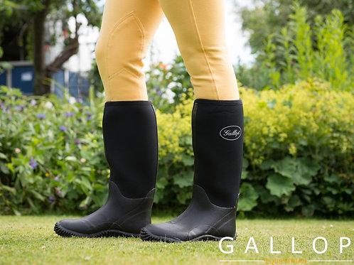 Gallop Mudyard Boots