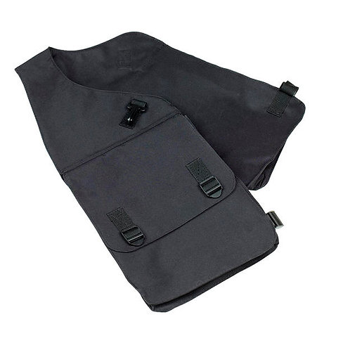 Horze Canvas Saddle Bag